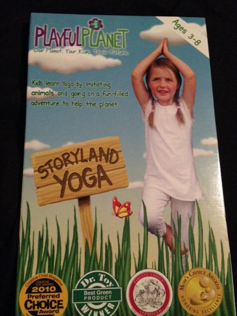 Storyland Yoga Rview