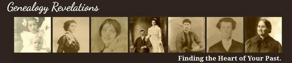 Genealogy Revelations