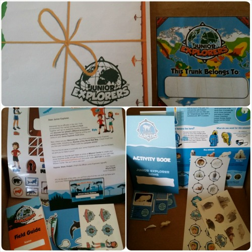 Junior Explorers Review