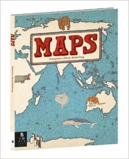 maps unit study