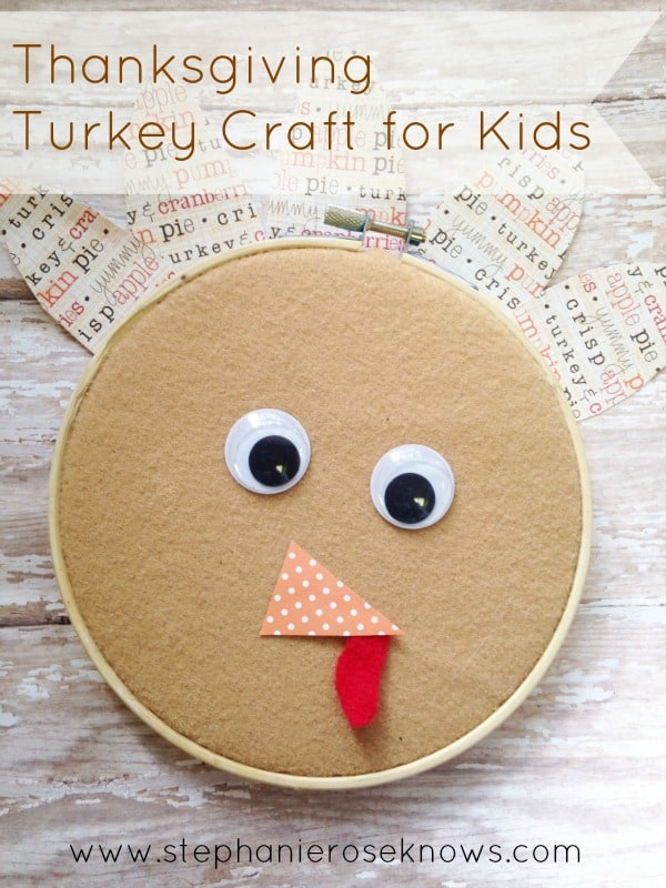 Thanksgiving Craft For Kids