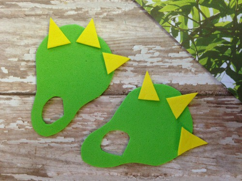 The Good Dinosaur Craft for Kids