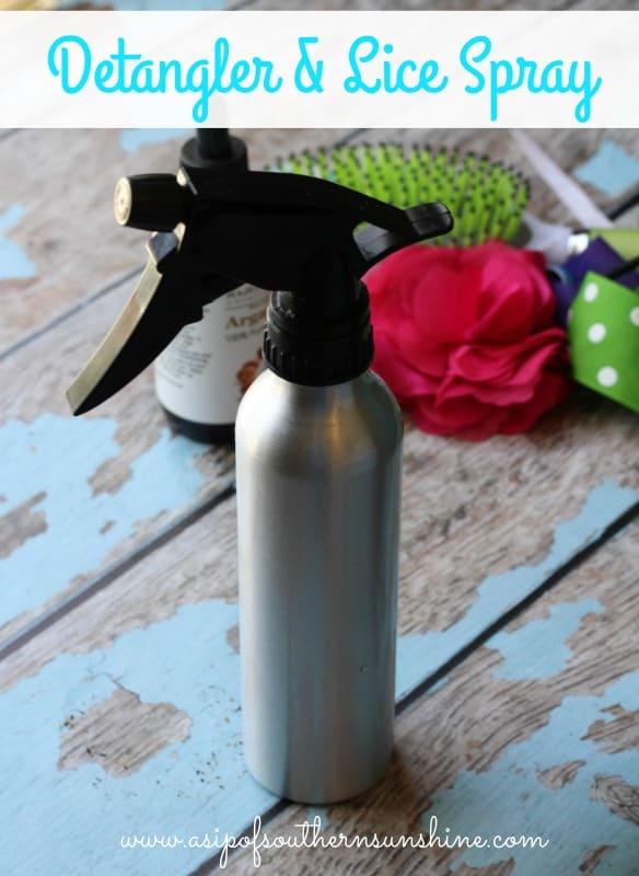 lice spray