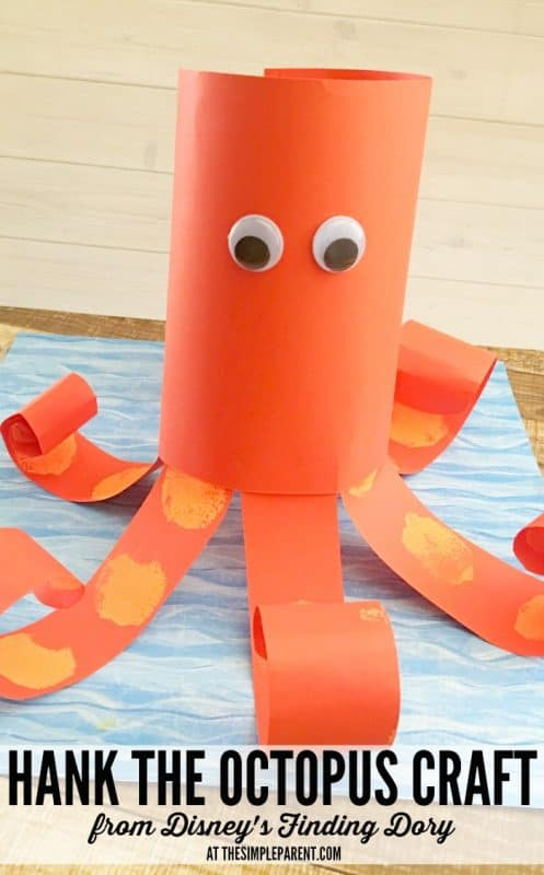 Finding-Dory-Hank-the-Octopus-Craft