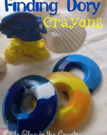 Finding Dory Crayons