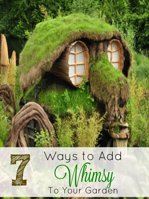 Ways to Add Whismy to Your Garden