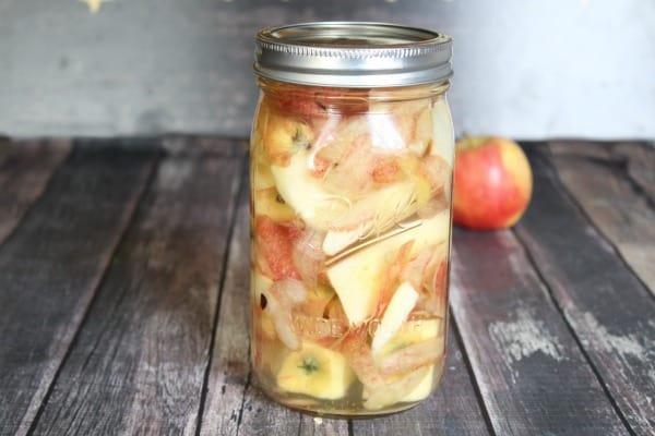 apple cider vinegar homemade