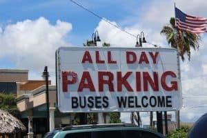 tarpon springs parking
