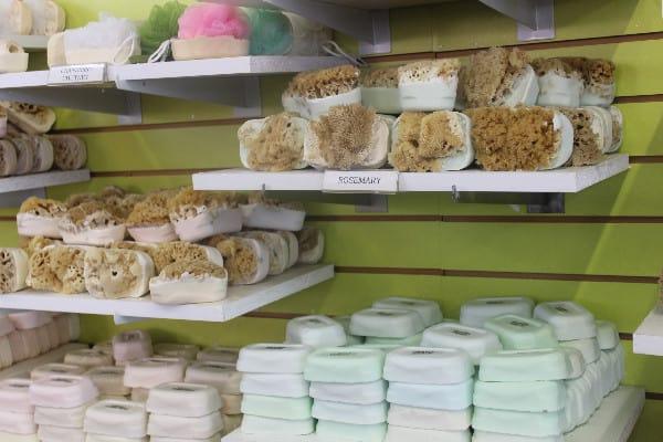 tarpon springs soap