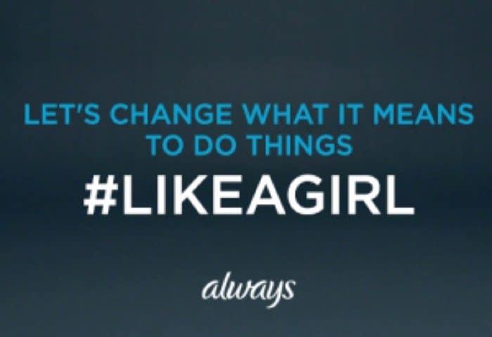 #likeagirl