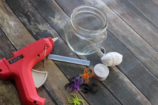 spider web candle holder 1
