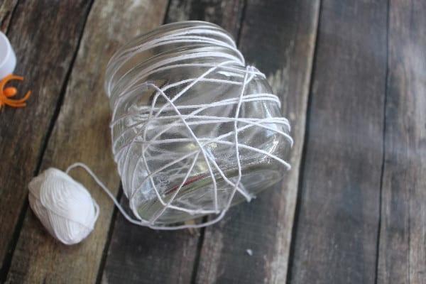 spider web candle holder 2
