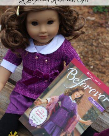 Rebecca Rubin- An American Girl Doll