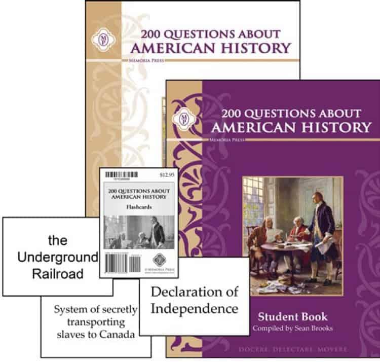 american history curriculum