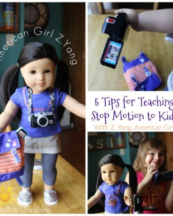 5 Tips to Teach Stop Motion to Kids