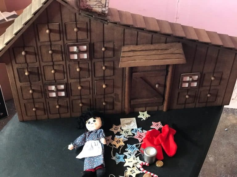 Adding a Little Little House on the Prairie to Your Christmas