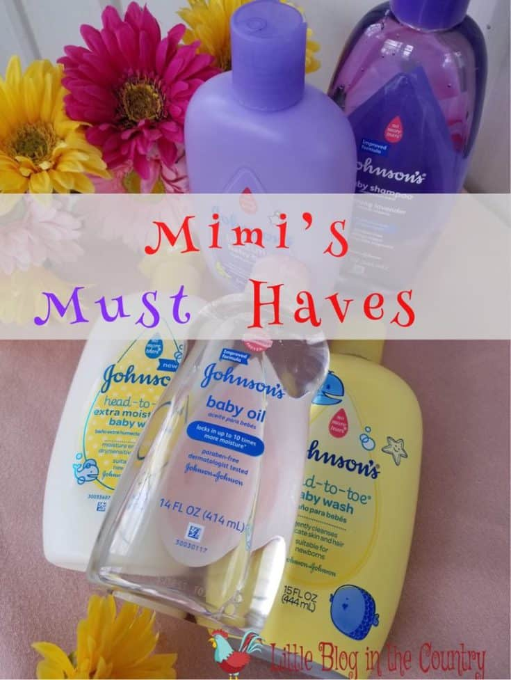 Must Haves for a New Mimi