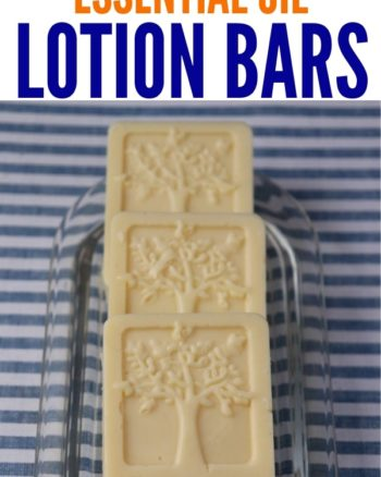 Lotion Bars Recipe