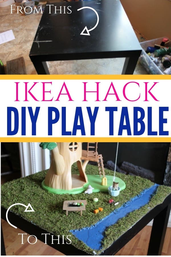 ikea lack table hack