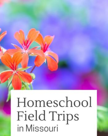 Homeschool field trips in Missouri