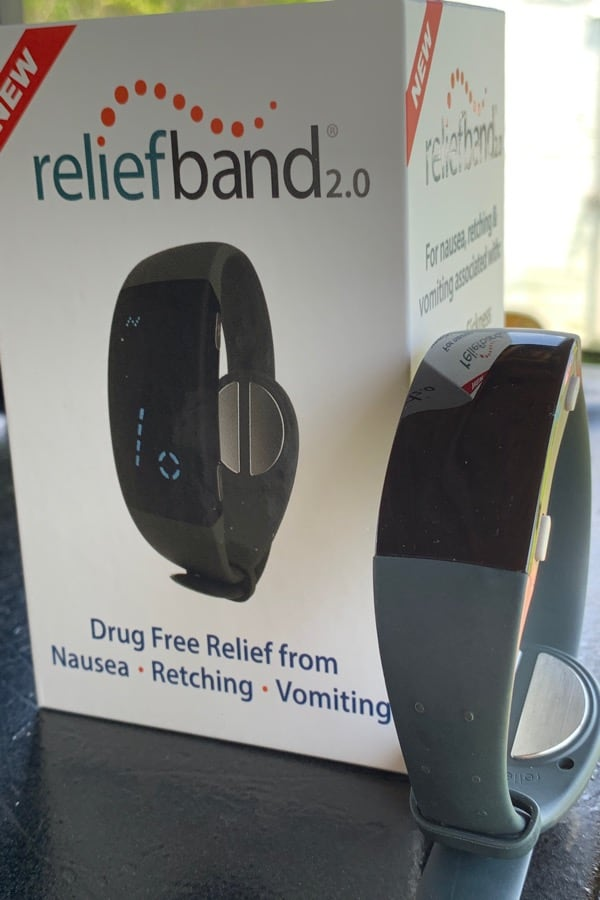 Reliefband is natural motion sickness relief