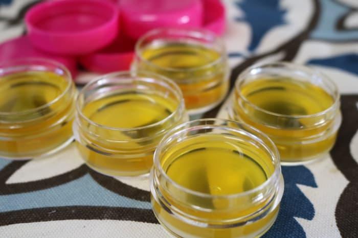 All Natural Vapor Rub for Babies
