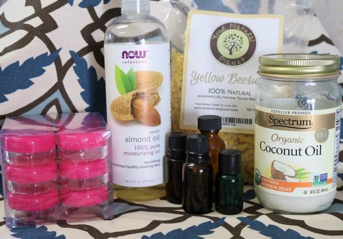 Natural vapor rub ingredients