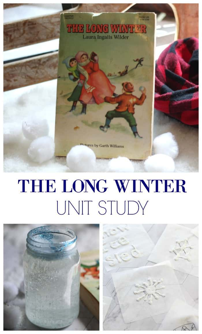 The Long Winter Unit Study